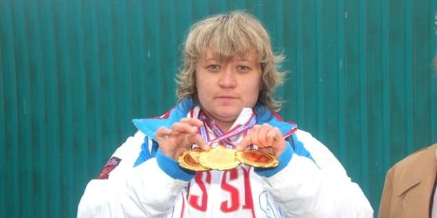 Поздравляем Ирину Демасову